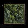 Mechový obraz (s reproduktory) Ostrovy 80x76