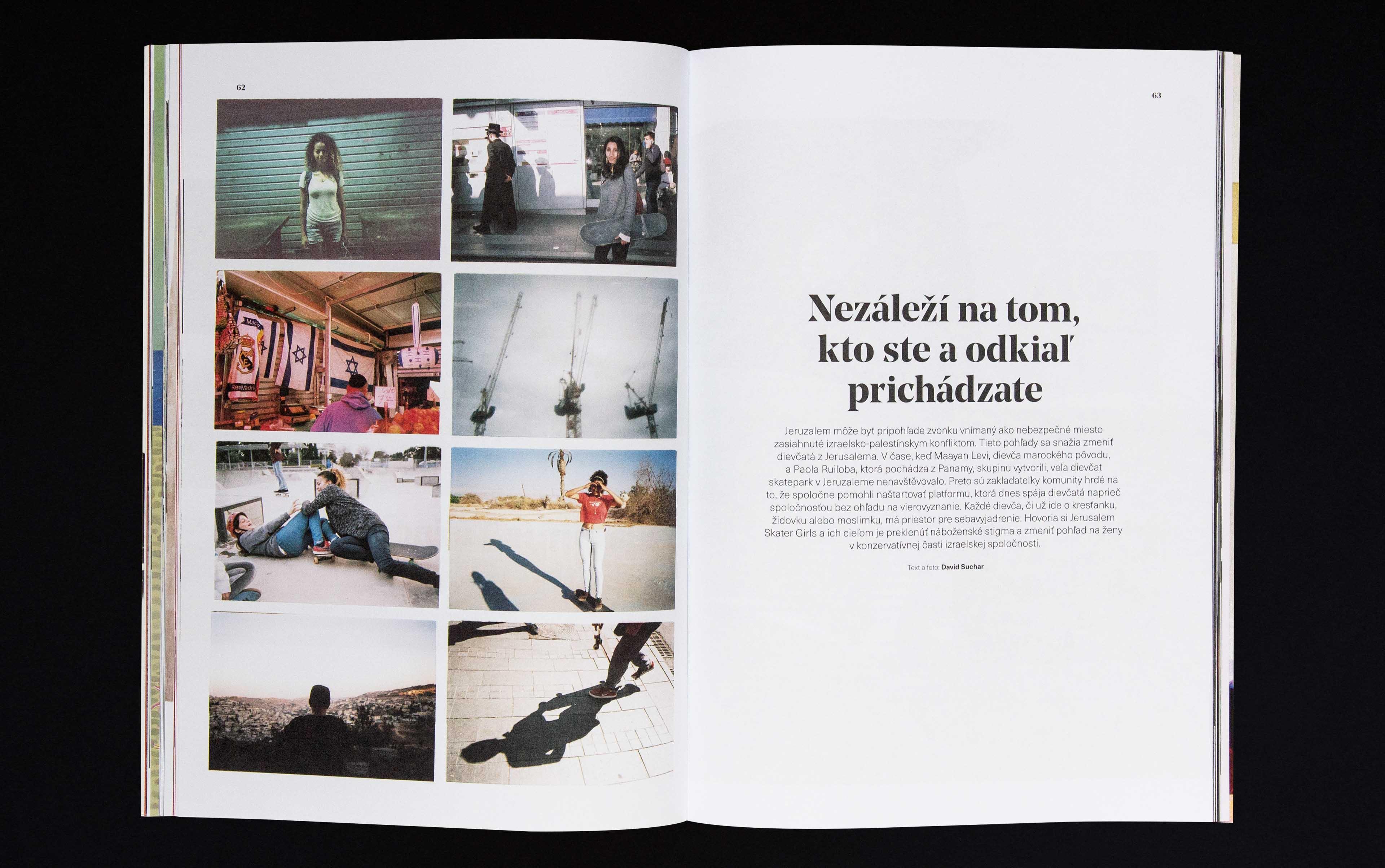 Crook / Křivák Magazine