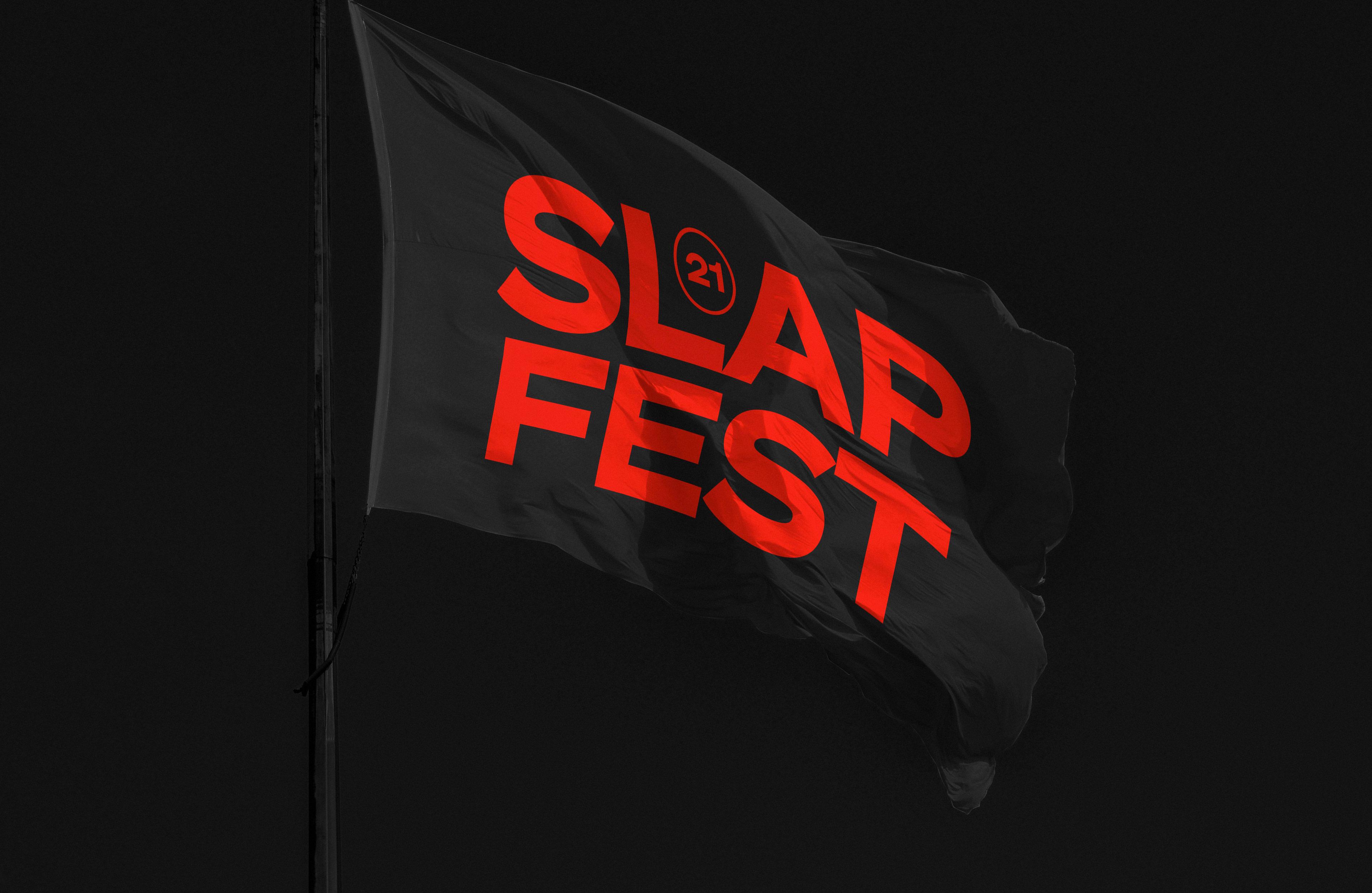 Slap Fest Identity