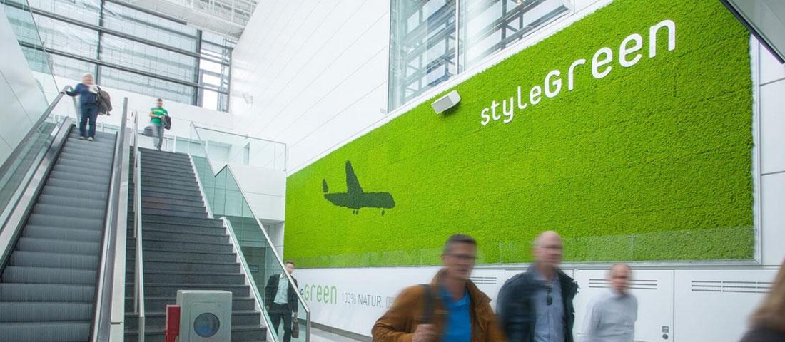 styleGREEN airport